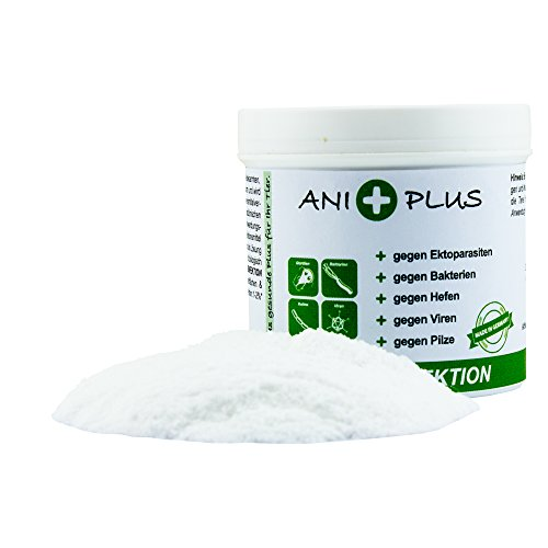AniPlus - Top Desinfektion CHLORAMIN-T 150 g tötet alle ...